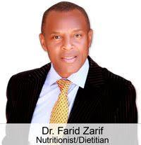 Dr. Farid Zarif
